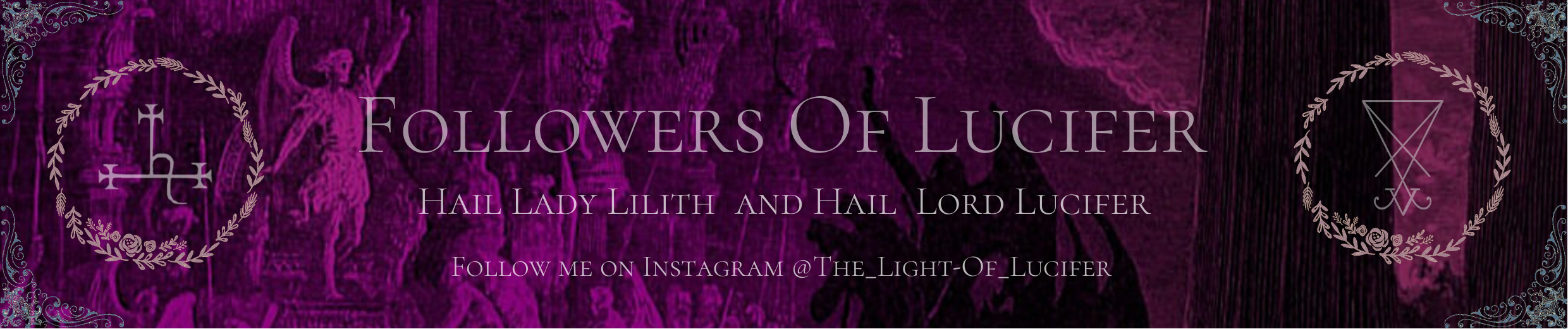 Followers of Lucifer and Education / Believers of Lucifer
